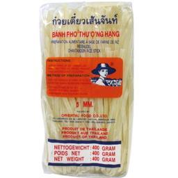 Makaron ryżowy 5mm, bez glutenu 400 g