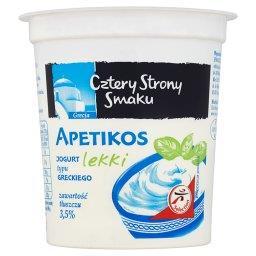 Apetikos Jogurt typu greckiego lekki