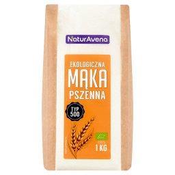 Ekologiczna mąka pszenna typ 500