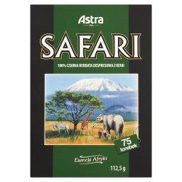 Safari 100% czarna herbata ekspresowa z Kenii 112,5 g