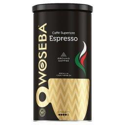 Caffé Superiore Espresso Kawa palona mielona