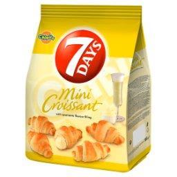 Mini Croissant z nadzieniem o smaku spumante