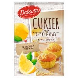 Cukier smak cytrynowy