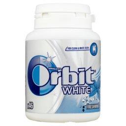 White Freshmint Guma do żucia bez cukru  (46 drażete...