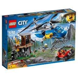 City Police Aresztowanie w górach 60173