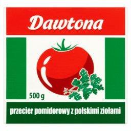 Przecier pomidorowy z polskimi ziołami