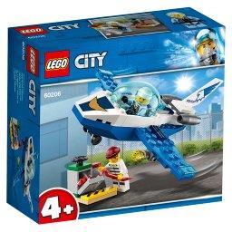 City Police Policyjny patrol powietrzny 60206