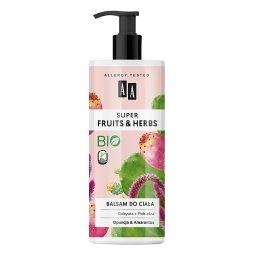 Super Fruits&Herbs balsam do ciała opuncja&amarantus...