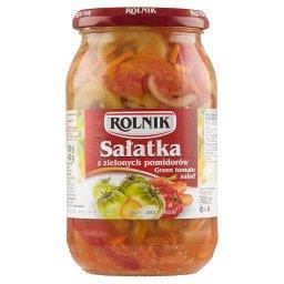 Sałatka z zielonych pomidorów 850 g