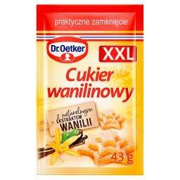 Cukier wanilinowy porcja XXL premium