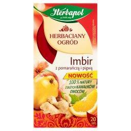Herbaciany Ogród Herbatka owocowo-ziołowa imbir z po...