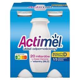 Mleko fermentowane o smaku klasycznym 400 g (4 x )