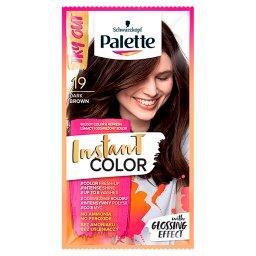 Instant Color Szampon koloryzujący ciemny brąz 19