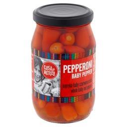 Papryka Pepperoni baby czerwona cała