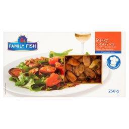 Mięso z małży IQF 250 g