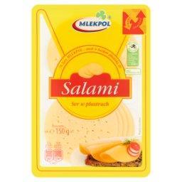 Ser Salami w plastrach