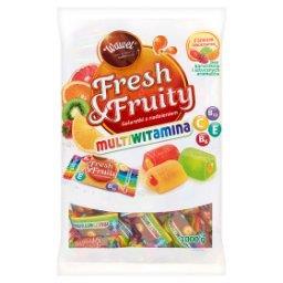 Fresh & Fruity Galaretki z nadzieniem multiwitamina