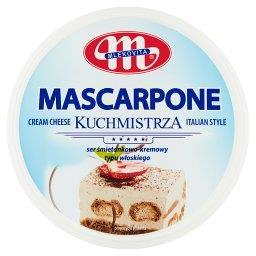 Ser Kuchmistrza mascarpone