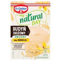 My Natural Day Budyń zbożowy owsiany smak wanilia