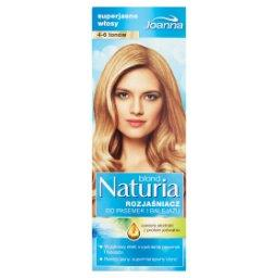 Naturia blond Rozjaśniacz do pasemek i balejażu 4-6 tonów