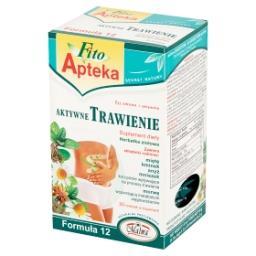 Suplement diety herbatka ziołowa aktywne trawienie  ...