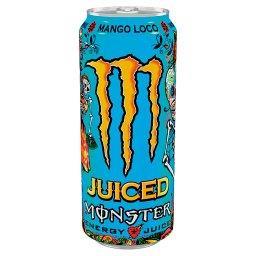 Energy Mango Loco Gazowany napój energetyczny