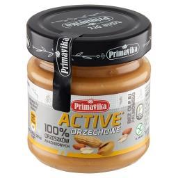 Pasta orzechowa active 470 g