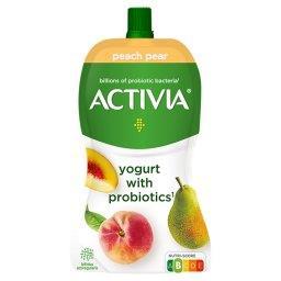 Jogurt brzoskwiniowo-gruszkowy