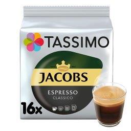 Jacobs Espresso Classico Kawa mielona 118,4 g (16 ka...