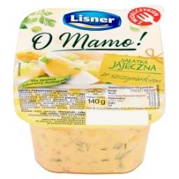 O Mamo! Sałatka jajeczna ze szczypiorkiem