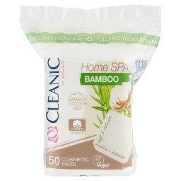 Home SPA Bamboo Płatki kosmetyczne 50 sztuk