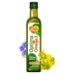 Omega 3 Olej rzepakowy z olejem lnianym