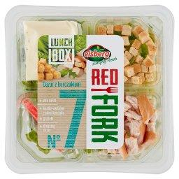 Red Fork Lunch Box No 7 Sałatka cezar z kurczakiem