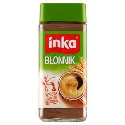 Rozpuszczalna kawa zbożowa wzbogacona w błonnik