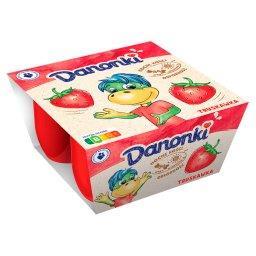 Danonki Serek truskawka 200 g