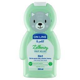Le Petit 3in1 Żel do mycia ciała włosów i twarzy żel...