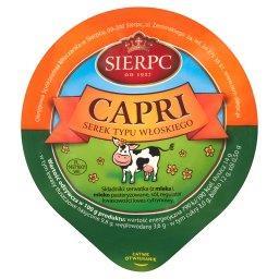 Capri Serek typu włoskiego
