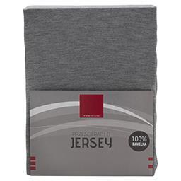 Prześcieradło Jersey 160 x 200 cm mix kolorów