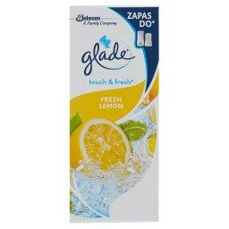 Touch & Fresh Fresh Lemon Zapas do odświeżacza powie...