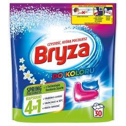 Spring Freshness 4w1 Kapsułki do prania do koloru 60...