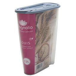 Pojemnik na sypkie SMART Magnolia 2,2 L mix kolorów