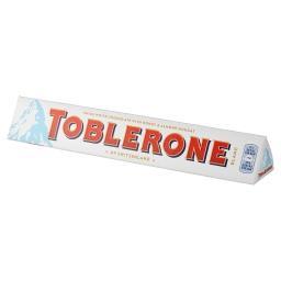 Szwajcarska czekolada biała z nugatem miodowo-migdał...