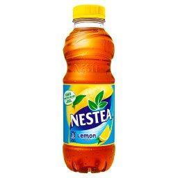Napój owocowo-herbaciany o smaku cytrynowym