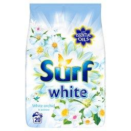 White White Orchid & Jasmine Proszek do prania  (20 prań)