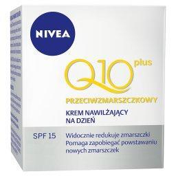 Q10 Plus Przeciwzmarszczkowy krem nawilżający na dzień 50 ml