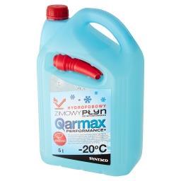 Hydrofobowy zimowy płyn do spryskiwaczy
