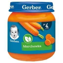 Marchewka dla niemowląt po 4. miesiącu
