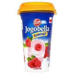 Jogobella Koktajl malina Mleko fermentowane