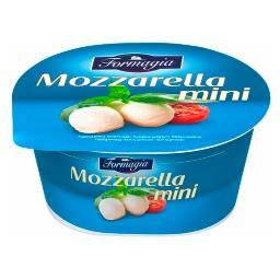 Mozzarella mini kulki 125 g