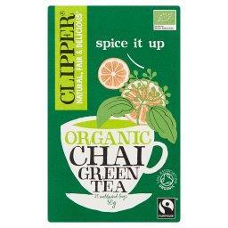 Herbata zielona Chai organiczna  (20 torebek)